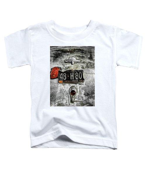 Prairie Schooner Toddler T-Shirt