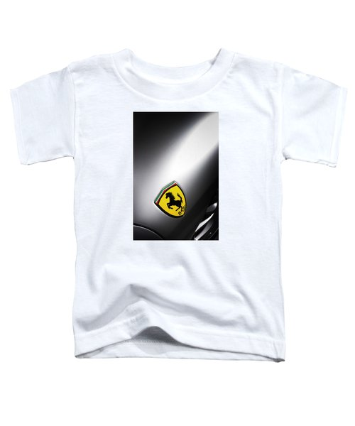 Prancing Horse Toddler T-Shirt