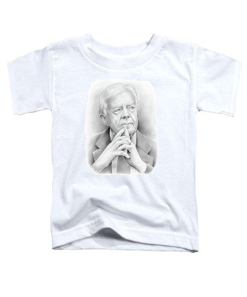 President Carter Toddler T-Shirt
