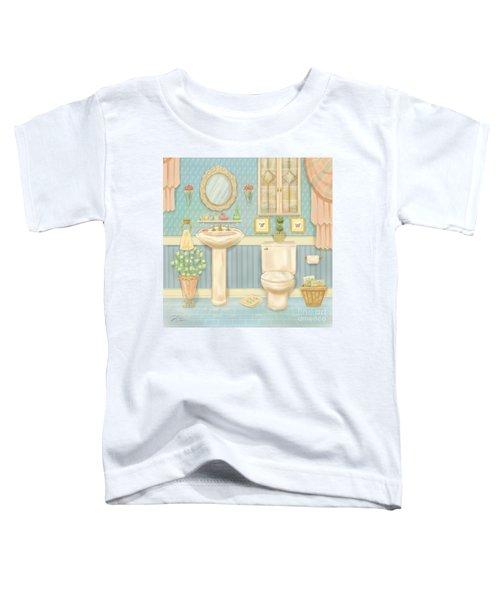 Pretty Bathrooms Iv Toddler T-Shirt