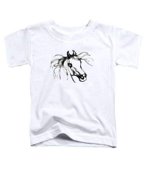 Pretty Filly's Ears Toddler T-Shirt