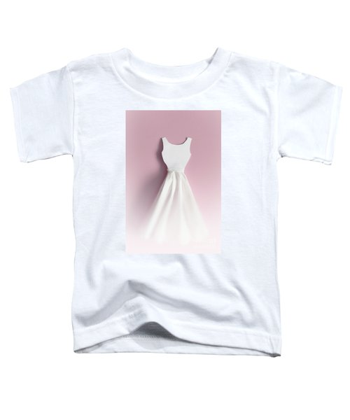 Pretty In Pink Toddler T-Shirt