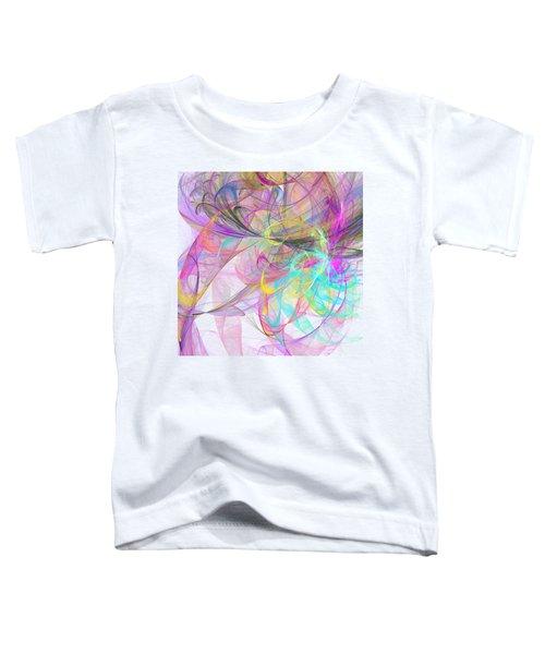 Pretty Toddler T-Shirt