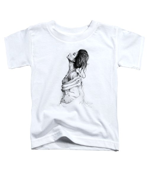 Pretty Lady Toddler T-Shirt