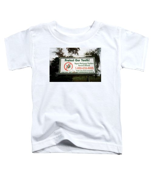 Protect Our Youth Toddler T-Shirt
