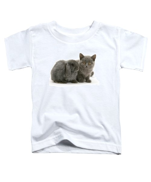 Proud Of My Grey Hare Toddler T-Shirt