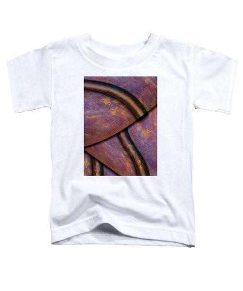 Psychedelic Pi Toddler T-Shirt
