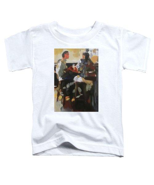 Pub Talk Toddler T-Shirt