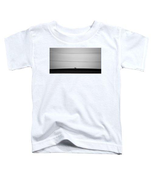 Pump Jack Toddler T-Shirt