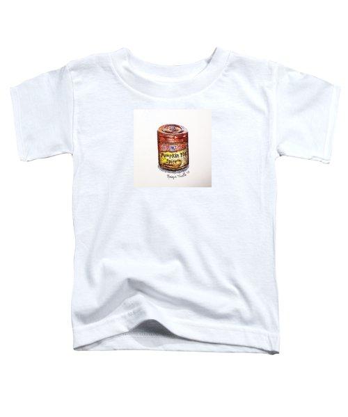 Pumpkin Pie Spice Toddler T-Shirt