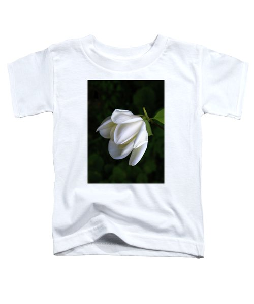 Purity In White Toddler T-Shirt