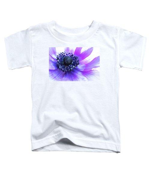 Purple Anemone Toddler T-Shirt