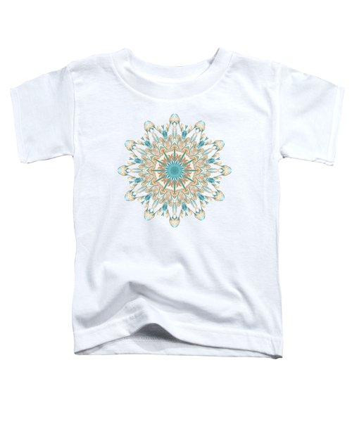 Pussy Willow Pattern Toddler T-Shirt