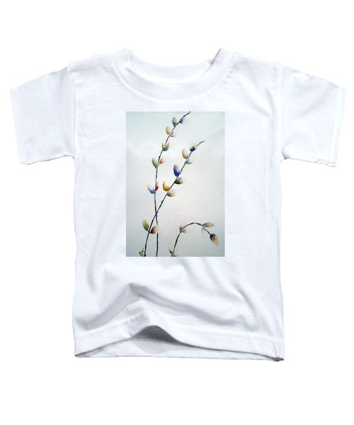 Pussy Willows Toddler T-Shirt