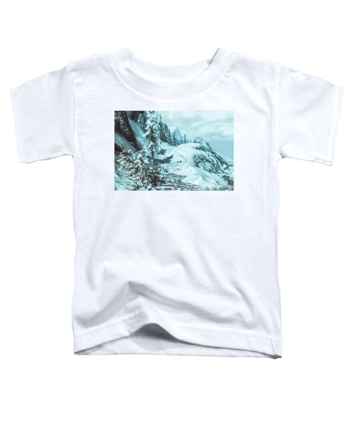 Rage Of The Winter Toddler T-Shirt