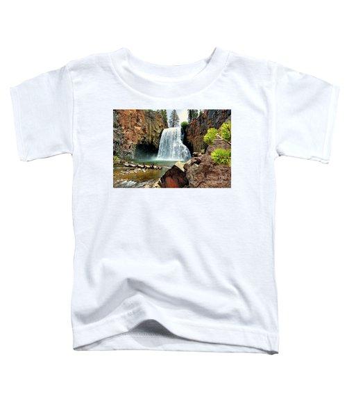 Rainbow Falls 15 Toddler T-Shirt