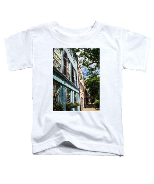 Rainbow Street Toddler T-Shirt