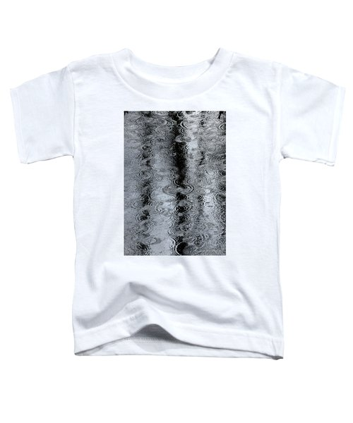 Raindrops On A Pond Toddler T-Shirt