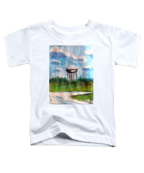 Raines Road Watertower Toddler T-Shirt