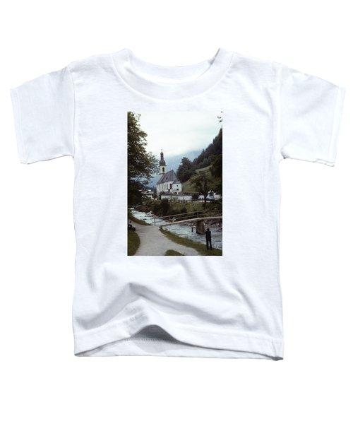 Ramsau Church Toddler T-Shirt