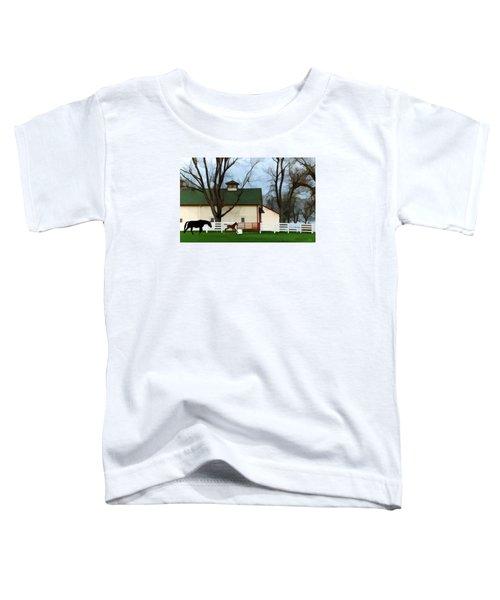 Ramsey Farm Toddler T-Shirt