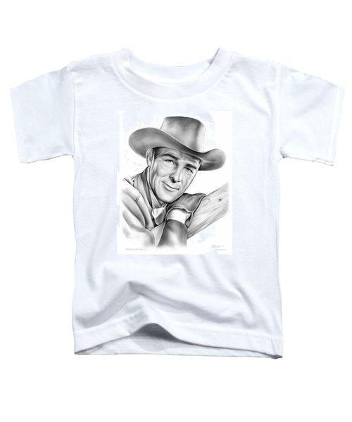Randolph Scott Toddler T-Shirt