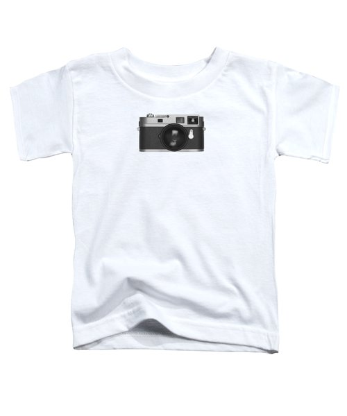 Rangefinder Camera Toddler T-Shirt