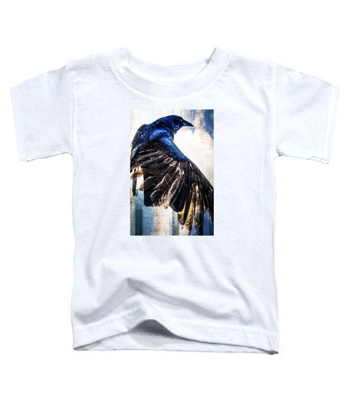 Raven Attitude Toddler T-Shirt