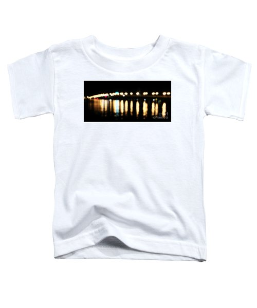 Bridge Of Lions -  Old City Lights Toddler T-Shirt