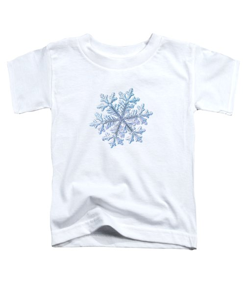 Real Snowflake - Hyperion White Toddler T-Shirt