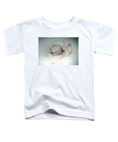 Reclining Study 3 Toddler T-Shirt