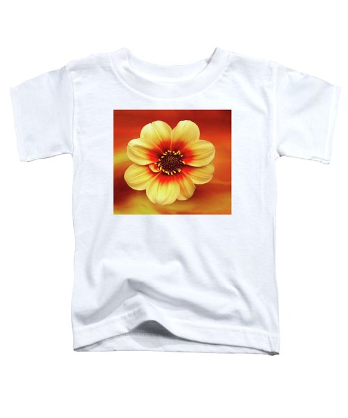Red And Yellow Inspiration Toddler T-Shirt