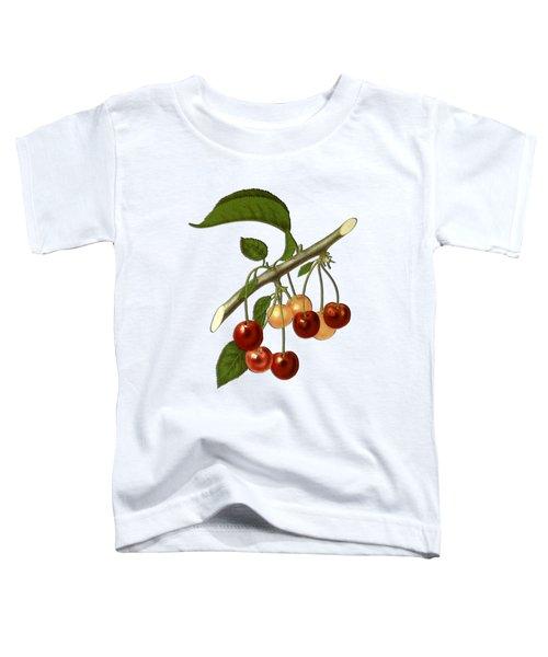 Red Cherries Toddler T-Shirt