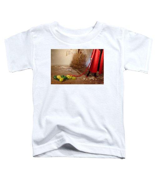 Red Coat #4810 Toddler T-Shirt