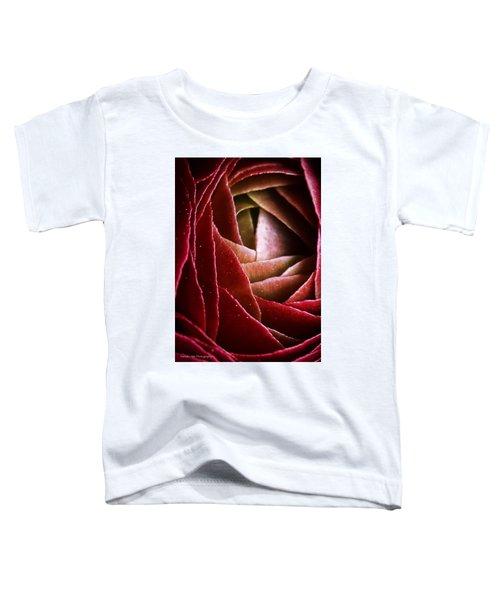Red Dragon Toddler T-Shirt