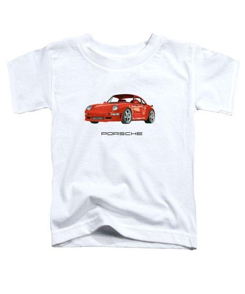 1997  Porsche 993 Twin Turbo R Toddler T-Shirt