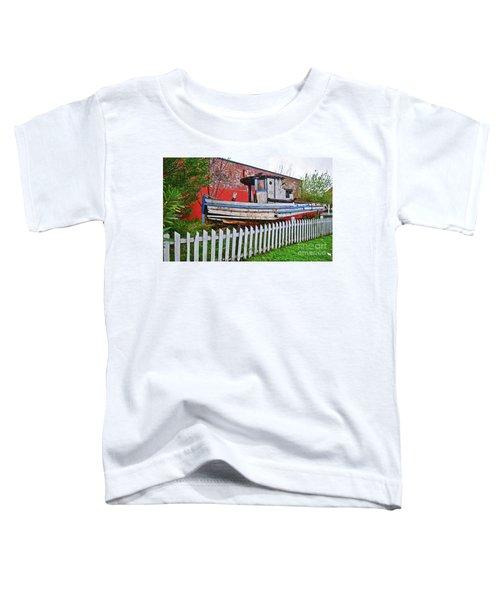 Redneck Dry Dock Toddler T-Shirt