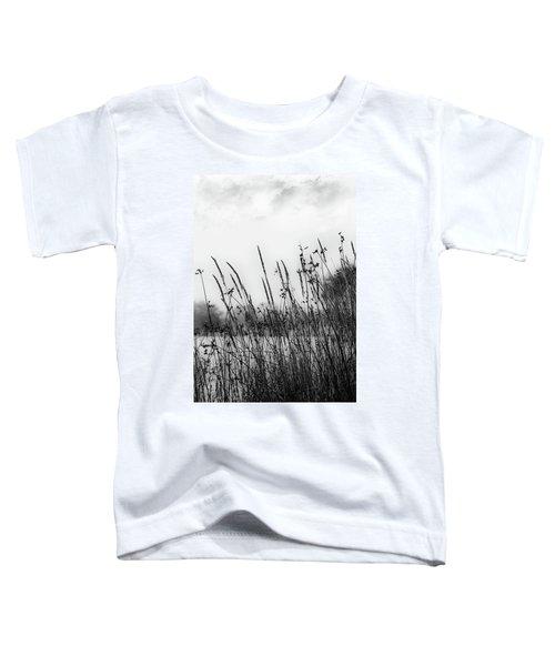 Reeds Of Black Toddler T-Shirt