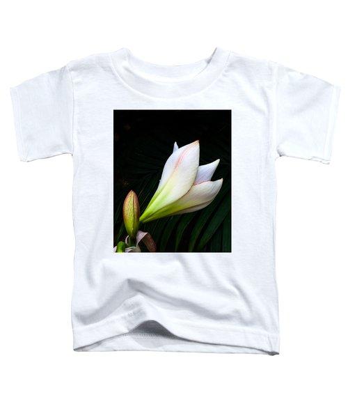 Refined Elegance Toddler T-Shirt