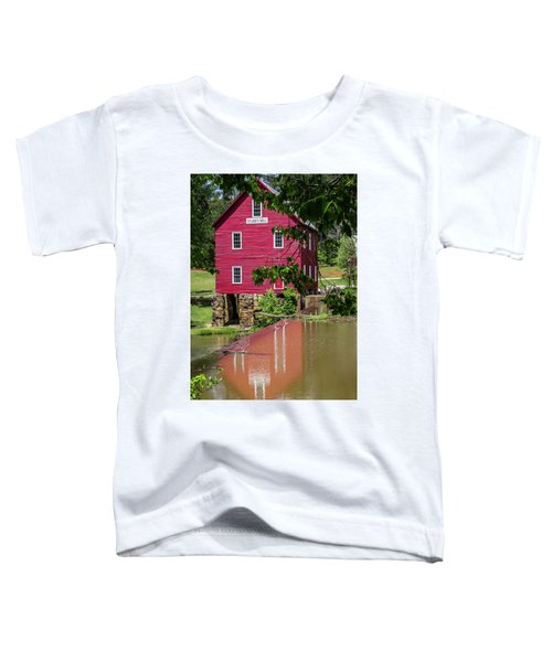 Starrs Mill Reflection Toddler T-Shirt