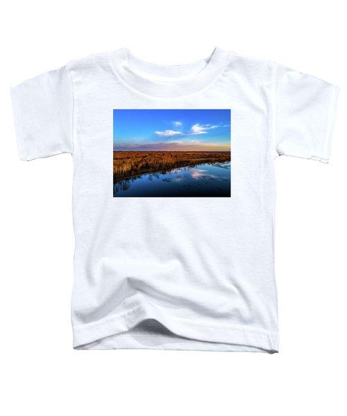 Reflection Pool Toddler T-Shirt