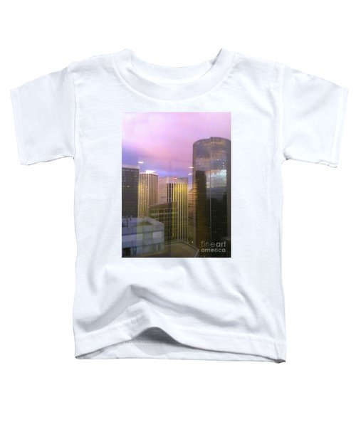 Reflections Looking East Toddler T-Shirt