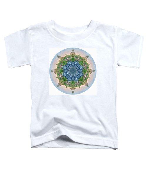Reflections Of Life Mandala 2 Toddler T-Shirt