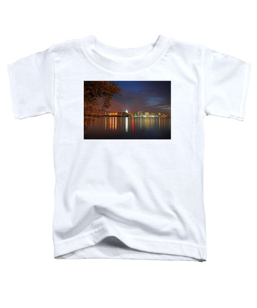 Reflections Of Madison Toddler T-Shirt