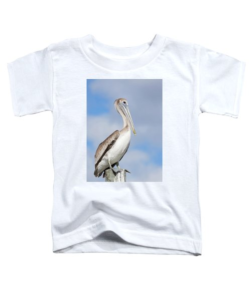 Regal Bird Toddler T-Shirt