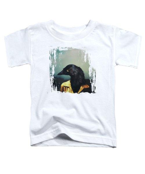 Reincarnate Toddler T-Shirt by Katherine Smit