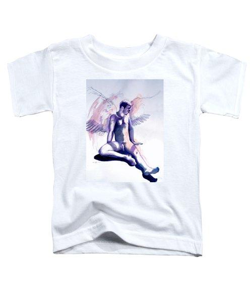 Resting Angel Toddler T-Shirt