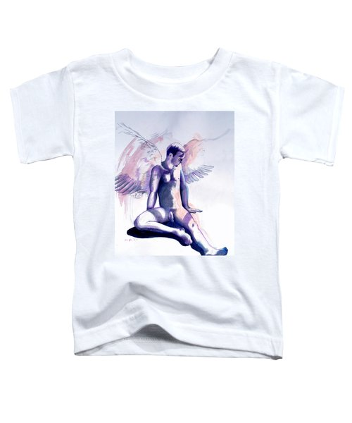 Resting Angel Toddler T-Shirt