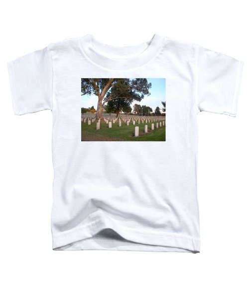 Resting In Peace Toddler T-Shirt