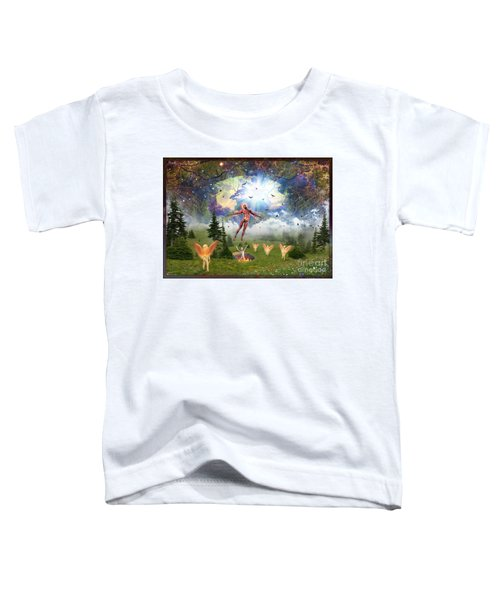 Resurrection Of Hieronymus Bosch Toddler T-Shirt